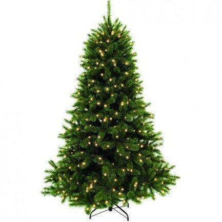 Ель Лесная Красавица, 155 см, 152 ламп, зеленая от Superposuda