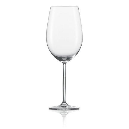 Набор фужеров для белого вина Diva (300 мл), 2 шт.Подарки сотрудникам<br>В фужерах в форме нераскрывшегося тюльпана вы сможете ощутить полноценный вкус вина. Емкость и форма бокала из этого набора позволяют аккуратно вращать его и наклонять. Наполнив вместительный фужер на треть, вы сможете рассмотреть вино и высвободить его аромат.<br><br>Серия: Diva