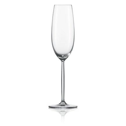 Набор фужеров для шампанского Diva (220 мл), 2 шт.