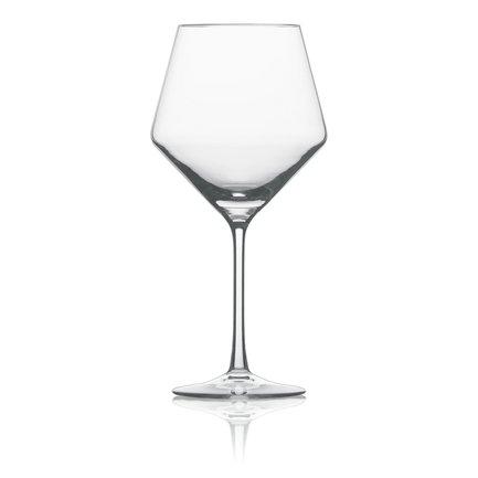 Набор фужеров для красного вина Pure (692 мл), 6 шт.Бар и стекло<br>Вместительные бокалы-кубки идеально подходят для подачи красных столовых вин. В этих фужерах лучше чувствуется аромат, благодаря немного сужающейся кверху форме. Их принято наполнять вином приблизительно на треть.<br><br>Серия: Pure