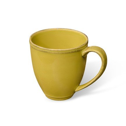 Кружка Friso, зеленаяЧашки и Кружки<br>Большая кружка с ароматным чаем – мечта каждого «усталого путника». Именно эта кружка станет любимицей всех членов семьи благодаря удобному дизайну в классическом стиле и уникальным свойствам керамики хранить тепло напитка долгое время.<br><br>Серия: Friso
