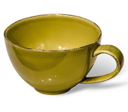 Чашка Friso, 18 см, зеленая Costa Nova FIS181-01410O