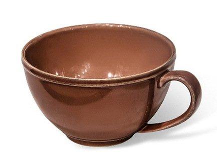 Чашка Friso, 18 см, коричневая Costa Nova FIS181-01611Q