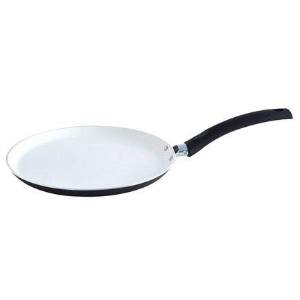 Сковорода для блинов BlackAndWhite Edition, 25 см, черная
