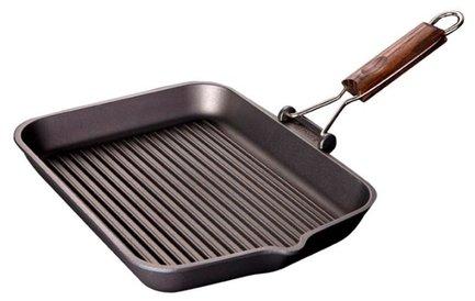 Литая сковорода-гриль Saporella, 36x26 смСковороды-Гриль<br><br><br>Серия: Saporella