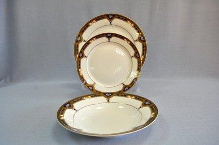 Набор тарелок Империал на 6 персон, 18 пр.