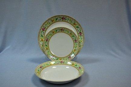 Набор тарелок Флоренция на 6 персон, 18 пр.