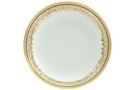Набор тарелок суповых Элит, 20 см, 6 шт.Тарелки и Блюдца<br>Глубокая фарфоровая тарелка с бортом незаменима при подаче к праздничному столу первых блюд. В этих суповых тарелках подаются как горячие, так и холодные первые блюда.<br><br>Серия: Элит