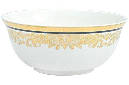 Набор салатников Элит, 15 см, 6 шт.Салатницы, Супницы<br>Набор из шести фарфоровых салатников – прекрасный комплект посуды для подачи к праздничному столу разнообразных салатов. В глубоком блюде вы можете подать каждому гостю порцию теплого или холодного мясного, рыбного, овощного или фруктового салатов. Небольшая по объему посуда также предназначена для сервировки нескольких видов острых и пикантных салатов, которые обычно подаются небольшими порциями.<br><br>Серия: Элит