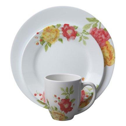 Набор посуды Emma Jane, 16 пр.