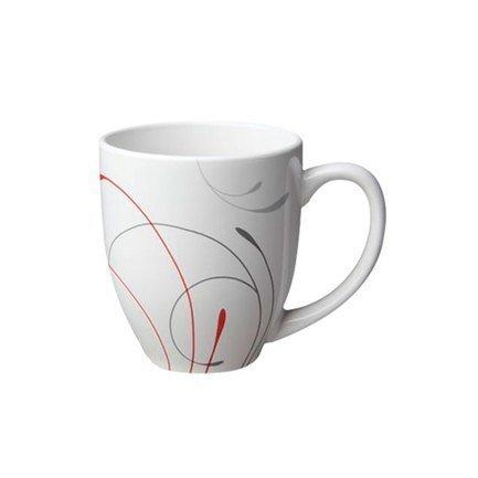 Кружка Splendor (0.38 л)Чашки и Кружки<br>Красивая и элегантная кружка, которая великолепно дополнит сервировку как праздничного стола, так и простого домашнего ужина. Из нее очень удобно и приятно пить чай, какао, молоко и прочие напитки.<br><br>Серия: Splendor