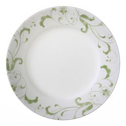 Тарелка обеденная Spring Faenza, 27 смТарелки и Блюдца<br>Эта красивая универсальная тарелка пригодится не только для сервировки семейного обеда или ужина, но и праздничных трапез. На ней можно подавать различные горячие блюда, в первую очередь из мяса, птицы, рыбы или овощей.<br><br>Серия: Spring Faenza