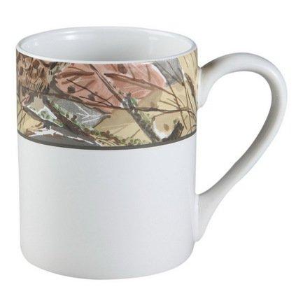 Кружка Woodland Leaves (0.33 л)Чашки и Кружки<br>Красивая и элегантная кружка, которая великолепно дополнит сервировку как праздничного стола, так и простого домашнего ужина. Из нее очень удобно и приятно пить чай, какао, молоко и прочие напитки.<br><br>Серия: Woodland Leaves