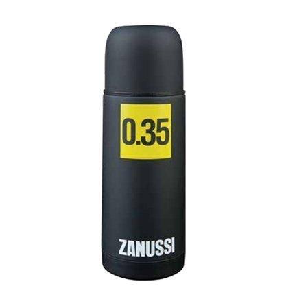 Термос с металлической колбой Cervinia (0.35 л), черный Zanussi ZVF11221DF