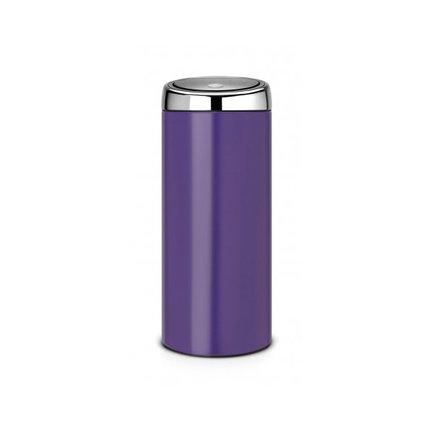 Мусорный бак Touch Bin (30 л), 31х72.5 смМусорные баки<br>Этот мусорный бак выполнен в элегантном и стильном дизайне и будет отлично смотреться в интерьере любого помещения. Изготовлен из прочной стали высокого качества. Крышку бака легко открывается, а при необходимости – полностью снимается.<br><br>Серия: Touch Bin