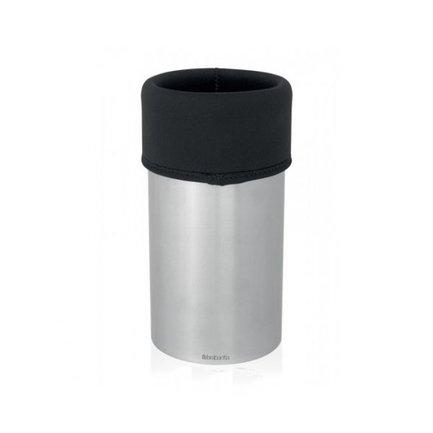 Кулер для винаБар и стекло<br>С помощью этого стильного кулера вы легко и быстро охладите вино до нужной температуры. Кулер изготовлен из прочной нержавеющей стали и подходит для всех типов бутылок.<br>