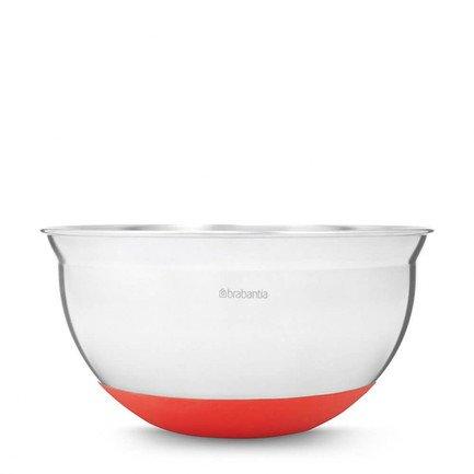 Салатник (1.6 л)Салатницы, Супницы<br>Красивый салатник из нержавеющей стали имеет нескользящее основание, что придает ему не только устойчивость, но и защищает поверхность стола от царапин. Благодаря мерной шкале на внутренних стенках, салатницу можно использовать как чашу для смешивания различных ингредиентов, в том числе и горячих.<br>