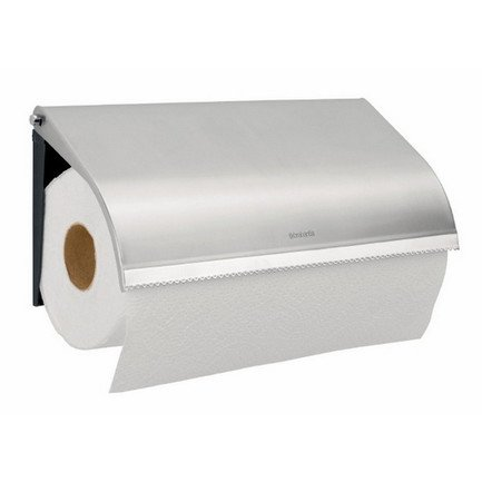 Держатель для бумажного полотенца навесной, 13.8х25.5х2.3 см
