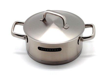 Кастрюля Мув Сатин (1.45 л), 16 смКастрюли<br>Эта небольшая стильная кастрюля отлично подойдет для приготовления супов, каш и прочих гарниров для семьи из 2-3 человек. Она изготовлена из качественной стали, поэтому отличается особой прочностью и долговечностью.<br><br>Серия: Мув Сатин
