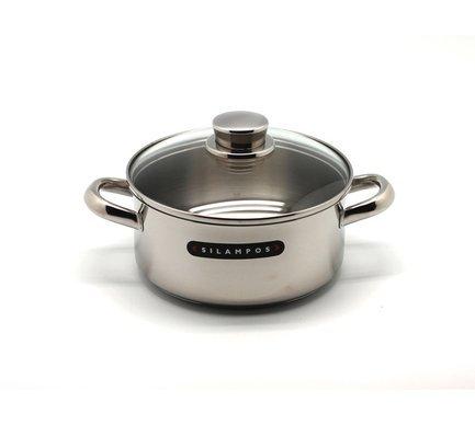Кастрюля Локост (3.4 л), 22 смКастрюли<br>Эта небольшая стильная кастрюля отлично подойдет для приготовления супов, каш и прочих гарниров для семьи из 2-3 человек. Она изготовлена из качественной стали, поэтому отличается особой прочностью и долговечностью.<br><br>Серия: Локост