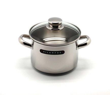 Глубокая кастрюля Локост (2.2 л), 16 смКастрюли<br>Эта стильная глубокая кастрюля – идеальная утварь для приготовления различных гарниров и супов на небольшое количество порции. Она изготовлена из качественной стали, поэтому отличается особой прочностью и долговечностью.<br><br>Серия: Локост