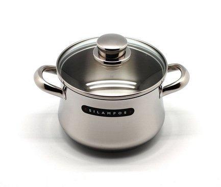 Глубокая кастрюля Локост Груша (2.15 л), 16 смКастрюли<br>Эта стильная глубокая кастрюля – идеальная утварь для приготовления различных гарниров и супов на небольшое количество порции. Она изготовлена из качественной стали, поэтому отличается особой прочностью и долговечностью.<br><br>Серия: Локост Груша