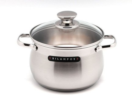 Глубокая кастрюля Роял (4.1 л), 20 смКастрюли<br>Глубокая кастрюля - незаменимый помощник в приготовлении различных блюд из крупы, варки супов и бульонов, тушения овощей. Она изготовлена из качественной стали, поэтому отличается особой прочностью и долговечностью.<br><br>Серия: Роял