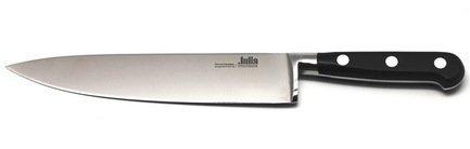 Нож поварской, 20 смПоварские ножи<br>С помощью этого универсального ножа вы с легкостью справитесь с любыми кулинарными задачами, как то нарезка и разделывание мяса, шинковка овощей, измельчение любых других продуктов. Изготовленный из высококлассной нержавеющей стали, он отличается особой прочностью и долговечностью.<br>