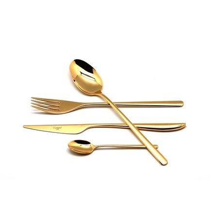 Набор столовых приборов Icon Gold, 24 пр.