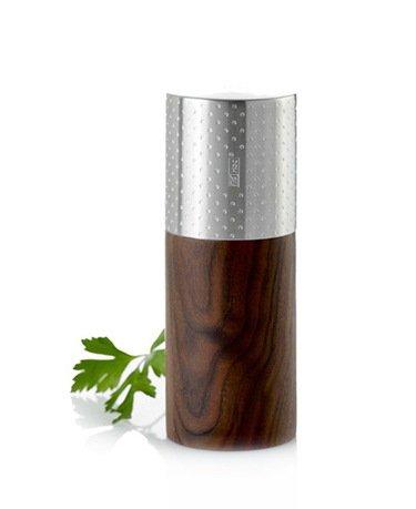 Ручная мельница для соли и перца Dots, 5х13.3 см
