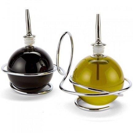 Ёмкости для масла и уксуса Loop, 2 шт., 26х12х16 см