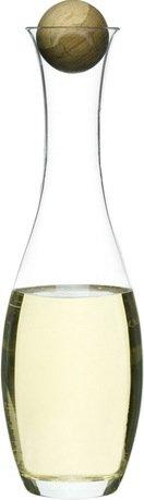 Графин для вина и воды (1 л) с дубовой пробкойГрафины<br><br><br>Серия: Oval Oak
