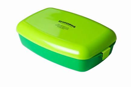 Контейнер Фроззипак с охлаждающим элементом No.2 (1.2 л), 24.5х15.5 см, зелено-салатовыйКонтейнеры<br><br><br>Серия: Frozzypack