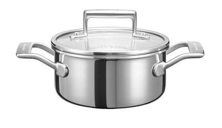 Кастрюля для соуса (1.42 л), 16 см, 3-х слойная