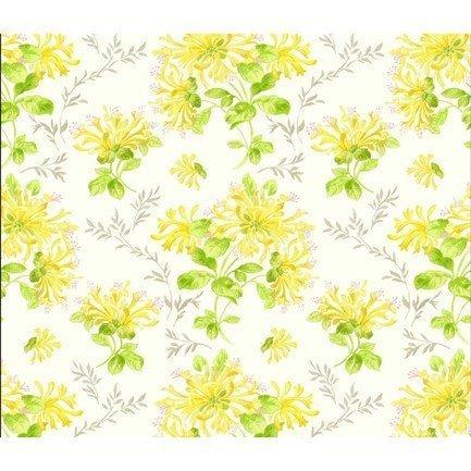 Дорожка на стол Yellow flowers, 40х140 см, мультиколорДорожки на стол<br><br><br>Серия: Цветочные мотивы