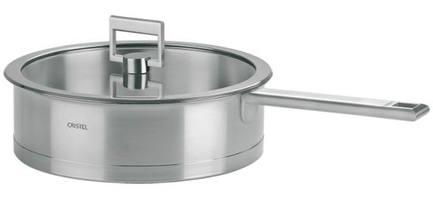 Сотейник с крышкой (3.3 л), 24 см