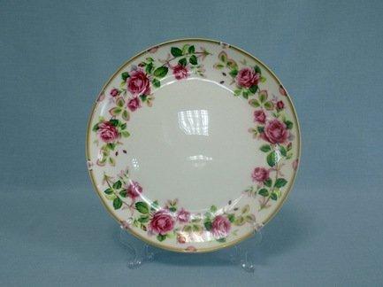 Набор закусочных тарелок Роза чайная, 20.5 см, 6 пр.