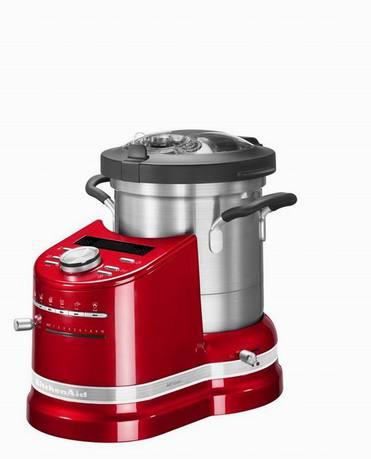 Процессор кулинарный Artisan (4.5 л), красный