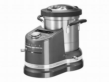 Процессор кулинарный Artisan (4.5 л), серебряный медальон KitchenAid 5KCF0103EMS