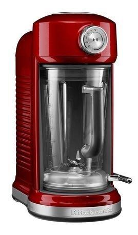 Блендер с электромагнитным приводом Artisan (1.75 л), карамельное яблокоБлендеры<br>Блендер Artisan предлагает 4 режима работы и позволяет готовить соки, соусы, супы, молочные коктейли, смузи. Он оснащен функцией мягкого пуска и импульсным режимом. Скорость при необходимости можно контролировать вручну. Нужно только подобрать подходящую программу, вставить кувшин и нажать на кнопку. Блендер выполнит все необходимое, чтобы результат был превосходный.  Кувшин, изготовленный из качественного пластика без примесей БФА, оснащен удобной ручкой с мягким покрытием. Он плотно закрывается пластиковой крышкой и легко вставляется в основание блендера. Кувшин можно мыть в посудомоечной машине. Кувшин комплектуется специальной загрузочной воронкой, в которой есть встроенный мерный стаканчик. Зачастую во время смешивания нужно добавлять многие ингредиенты, а для этого нужна удобная и безопасная воронка. С этим пластиковым аксессуаром вы сможете добавлять нужный объем ингредиентов и контролировать консистенцию смеси. Мерный стаканчик легко моется вручную и в посудомоечной машине.  Кувшин оснащен отличной технологией смешивания Diamond и сам имеет форму бриллианта. Сменные лезвия изготовлены из качественной нержавеющей стали.     Характеристики:   Мощность: 1300 Вт  Режимы работы: 4 программы, ручное управление, импульсный режим  Скорость: 700-20 000 оборотов в минуту  Материал корпуса: литой алюминий  Емкость кувшина: 1.75 л  Размеры: 41 19 33 см  Вес нетто: 10 кг<br><br>Серия: Блендер с электромагнитным приводом Artisan<br>Состав: Кувшин (1.75 л) с крышкой, Загрузочная воронка с мерным стаканчиком