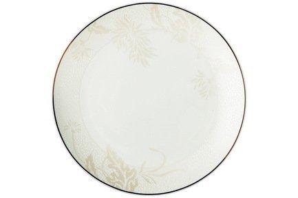 Набор тарелок Хризантема, 20 см, 6 шт.Тарелки и Блюдца<br><br><br>Серия: Хризантема