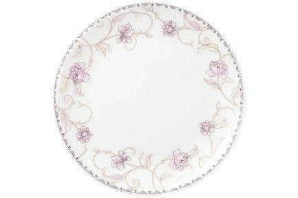 Набор тарелок Нежность, 25 см, 6 шт.Тарелки и Блюдца<br><br><br>Серия: Нежность