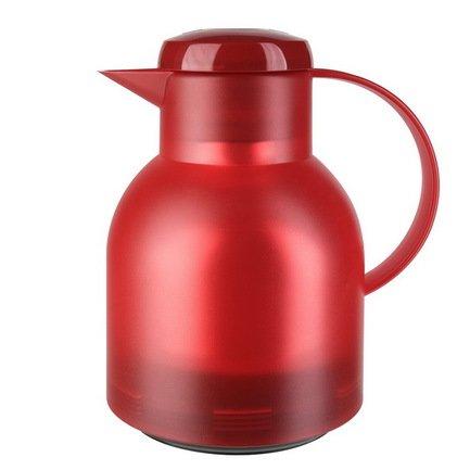 Термос-кофейник Samba 504232 (1 л), красныйТермосы<br><br><br>Серия: Samba