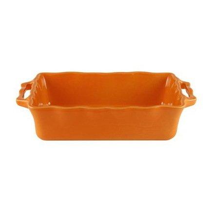 Форма для запекания, 42х26 см, оранжевая Appolia 111042073