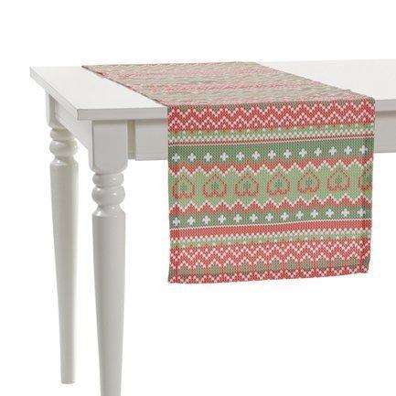 """Дорожка на стол """"новогодняя сказка"""", 40х140 см Apolena 515-8541/1"""