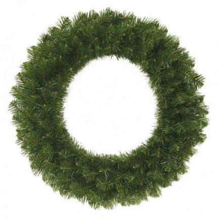 Декор Круг Колорадо, 90 см, зеленый от Superposuda