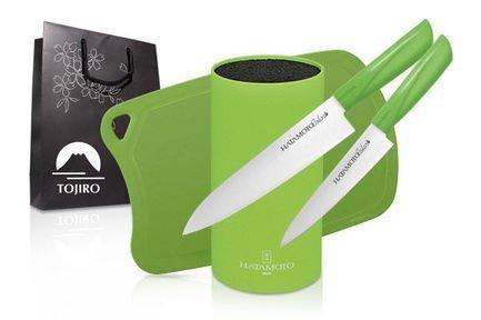Набор ножей для кухни Hatamoto и Biomaid, 4 пр.