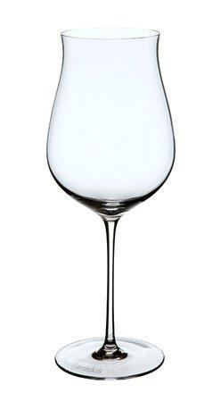 Набор хрустальных бокалов под красное вино (620 мл), 25 см, 2 шт.