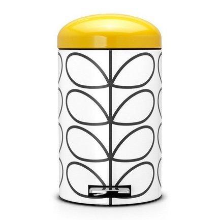 Ведро для мусора Retro (12 л), OK, кремовоеМусорные ведра<br><br><br>Серия: Retro Bin Silent
