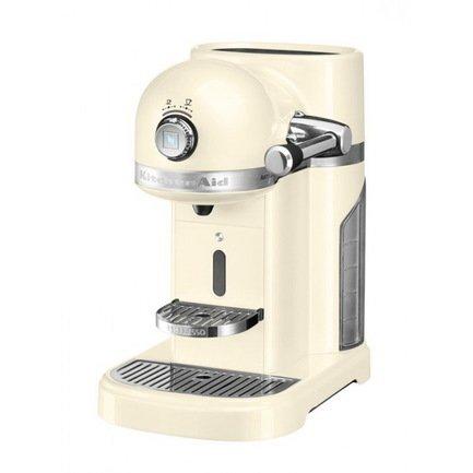 Кофемашина капсульная Artisan Nespresso с баком (1.4 л), кремоваяКофемашины<br><br><br>Серия: Кофемашина капсульная Artisan Nespresso